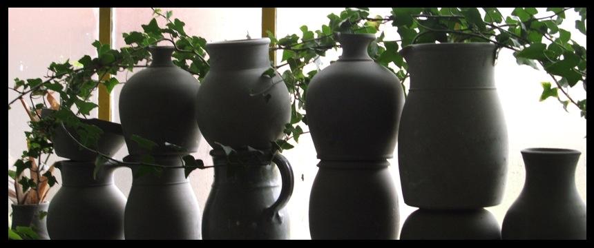 Pots Sur Fenêtre